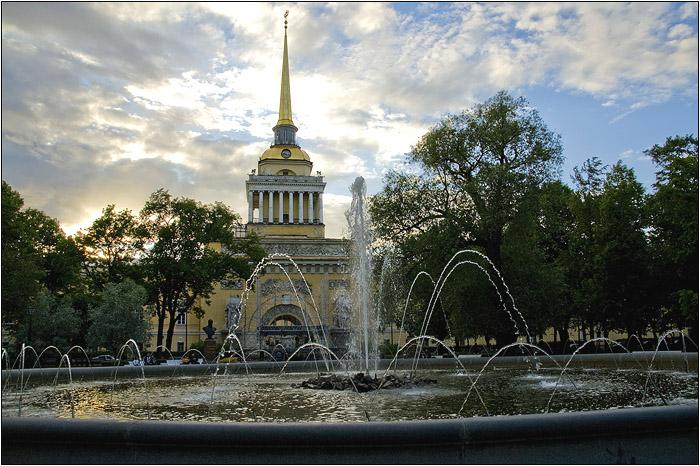 Отдых в Санкт-Петербурге: